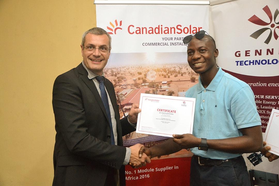 Solar Academy 10
