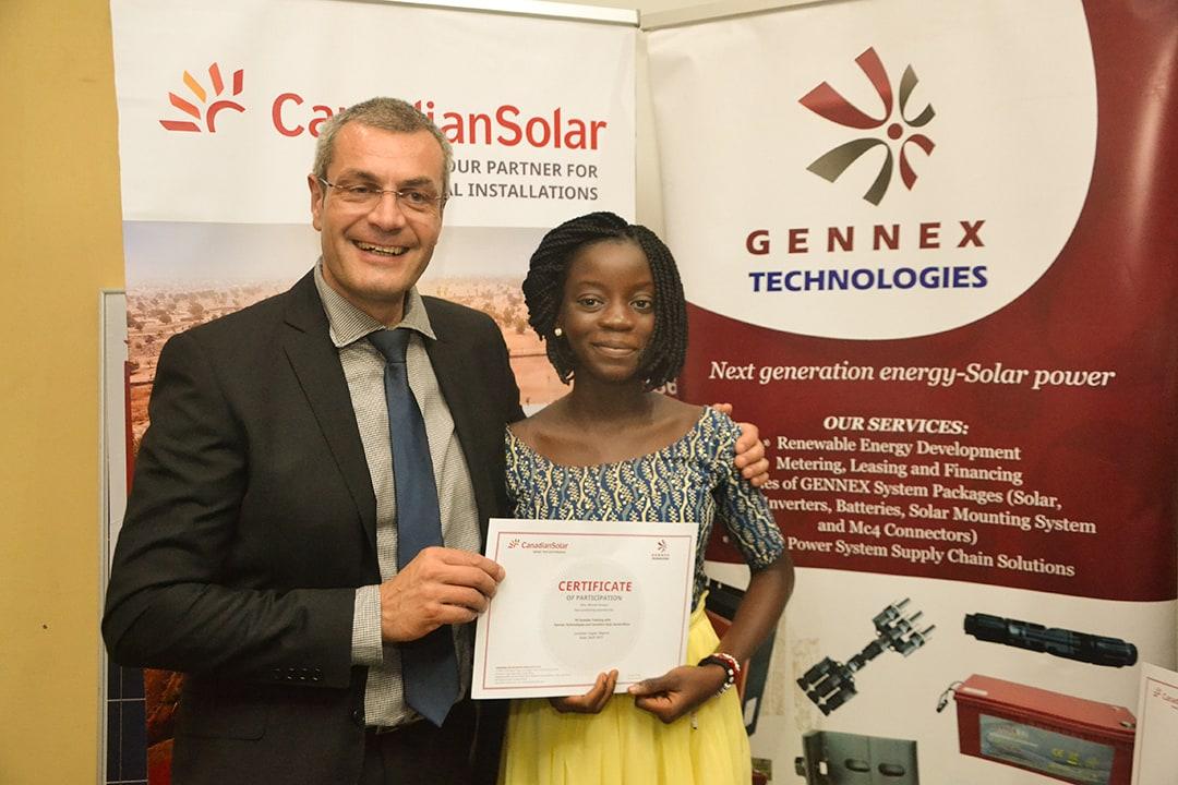 Solar Academy 8
